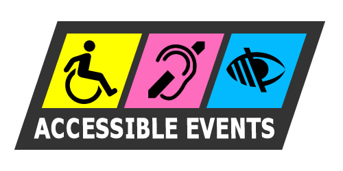Accessible Events Logo
